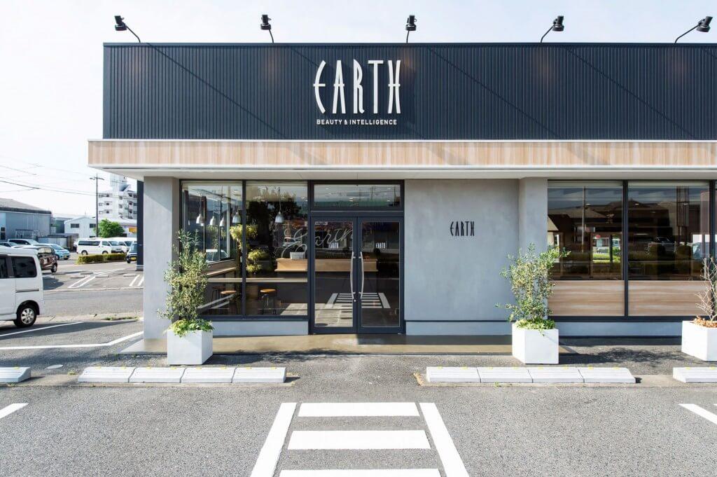 HAIR&MAKE EARTH 一宮店 / Aichi