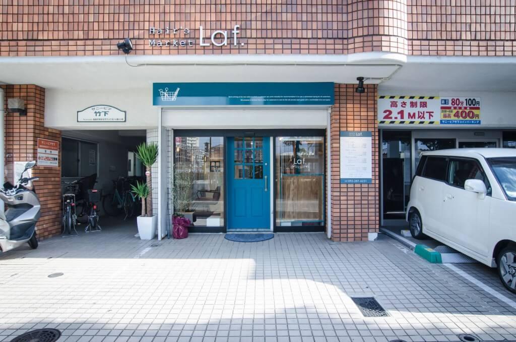 Laf. / Fukuoka
