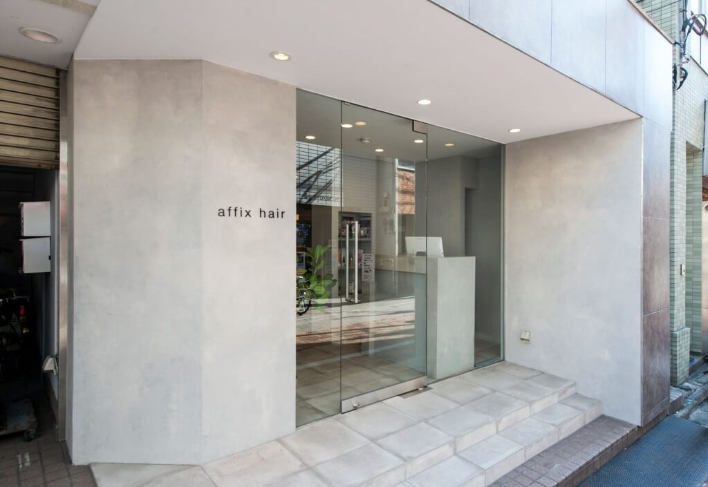 affix hair 新小岩店 / Tokyo