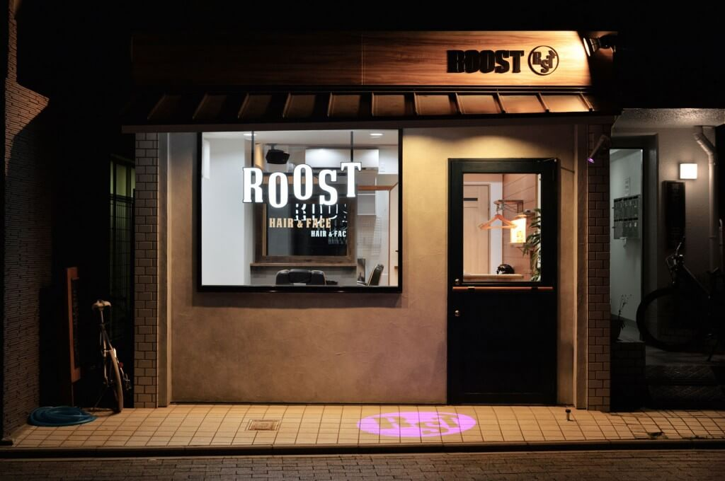 ROOST 花園店 / Kyoto