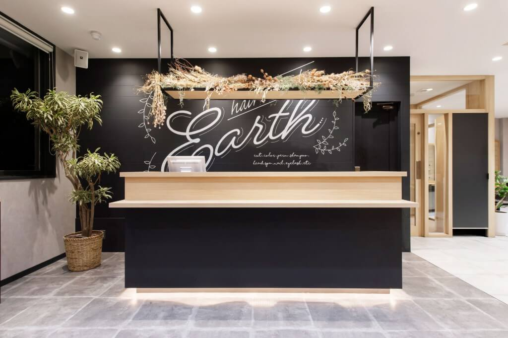 HAIR&MAKE EARTH 一宮店 / Aichi