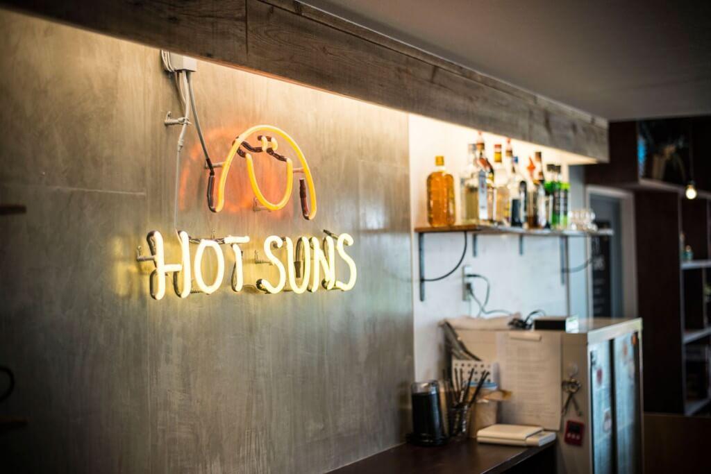 HOT SUNS / Fukuoka