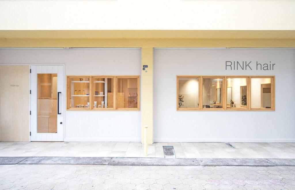 RINK hair / Osaka