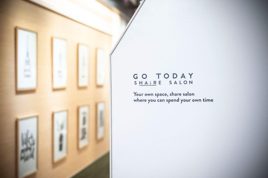 GO TODAY SHAiRE SALON 広島店 / Hiroshima