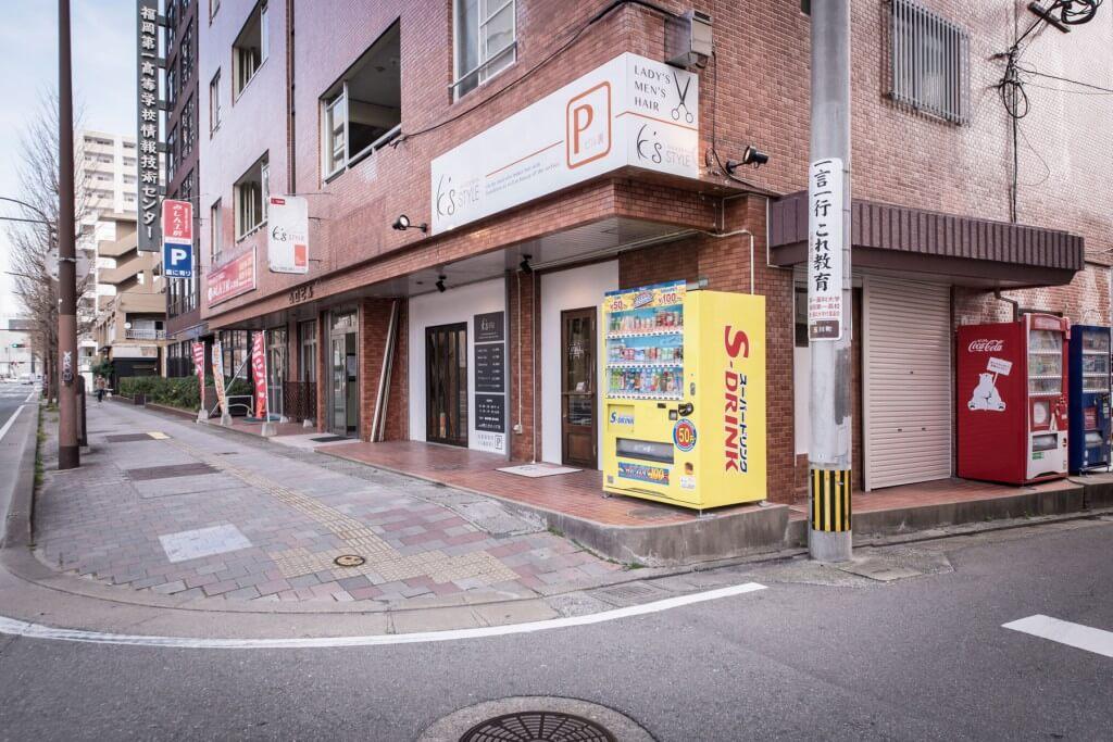 K'S STYLE / Fukuoka