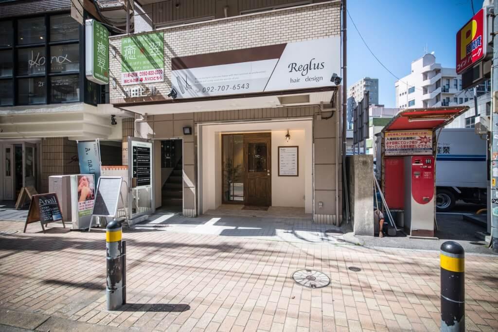 Reglus 西新店 / Fukuoka