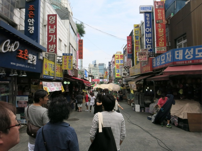 清水の韓国旅行しみじみブログ その2