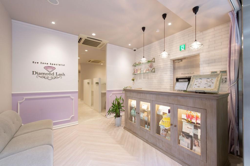 Diamond Lash 府中店 / Tokyo