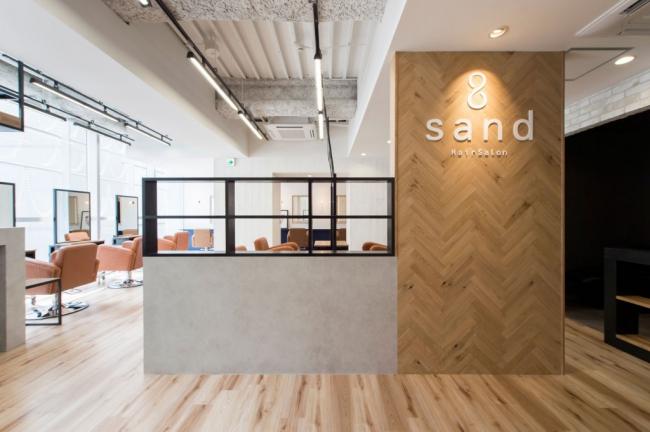 sand様 OPEN
