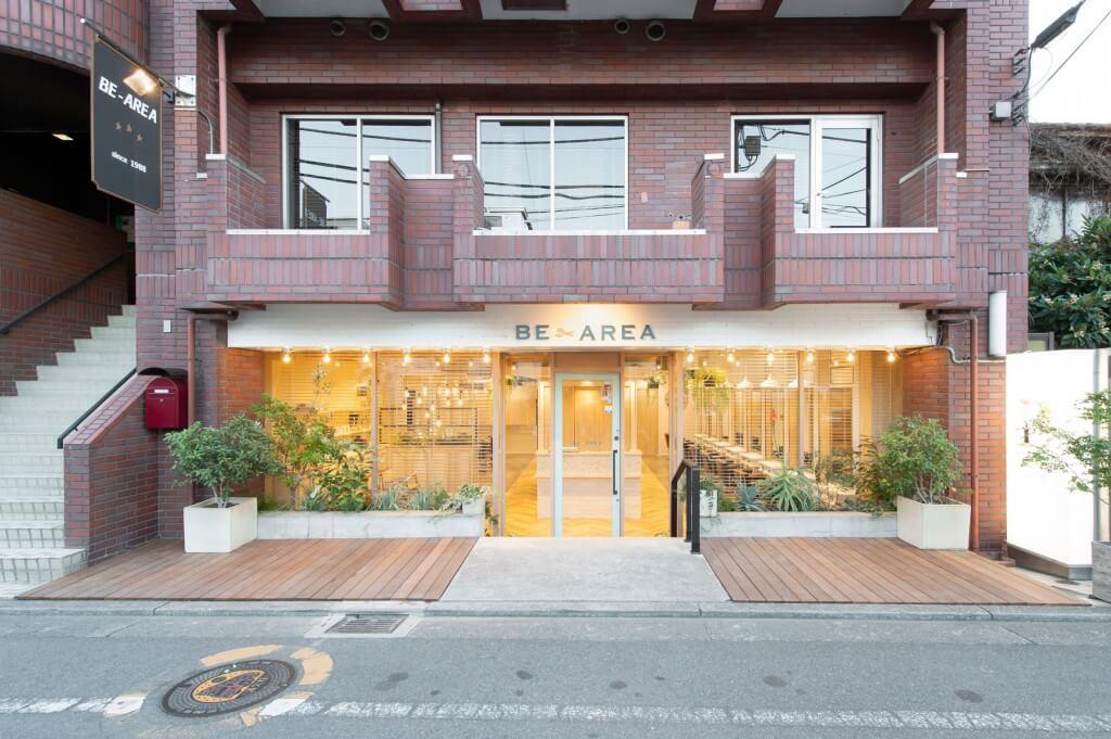 BE-AREA 本店 / Saitama