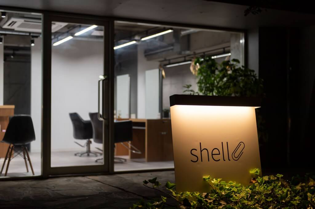 shell / Tokyo