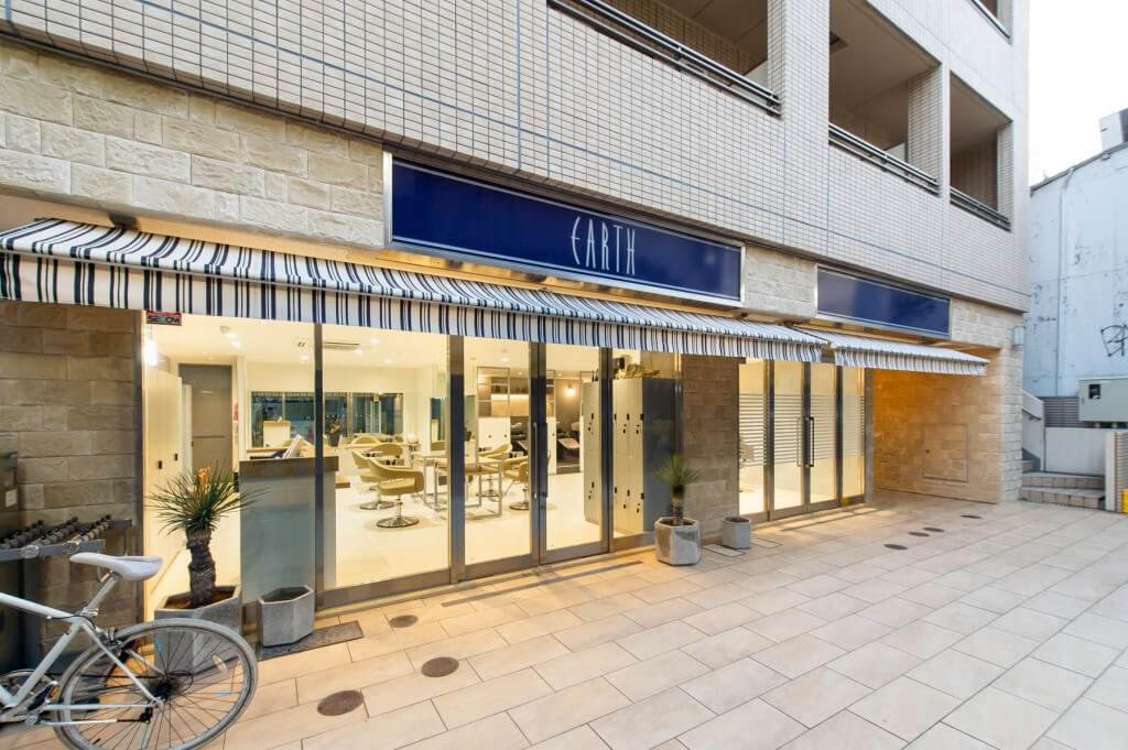 HAIR&MAKE EARTH 高円寺店 / Tokyo