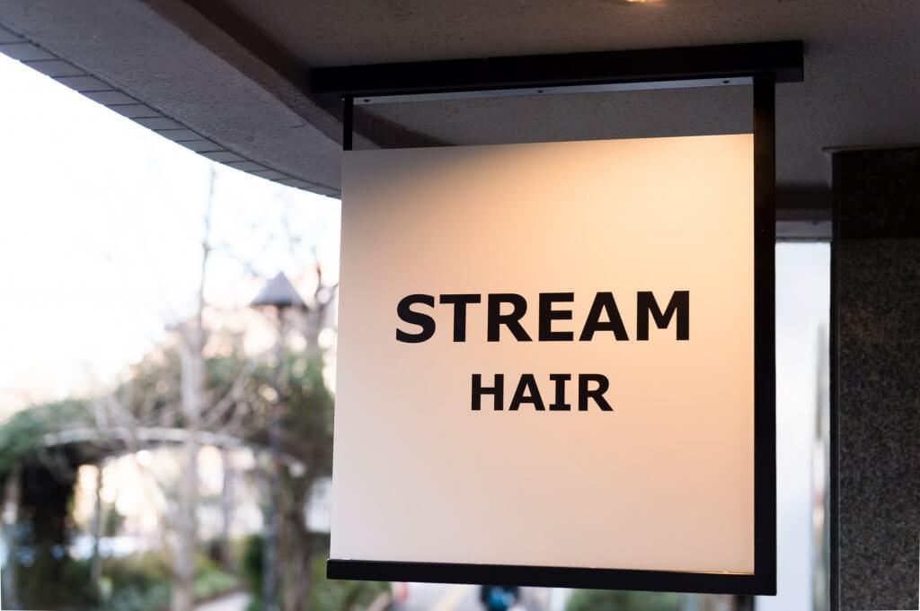 STREAM HAIR / Tokyo
