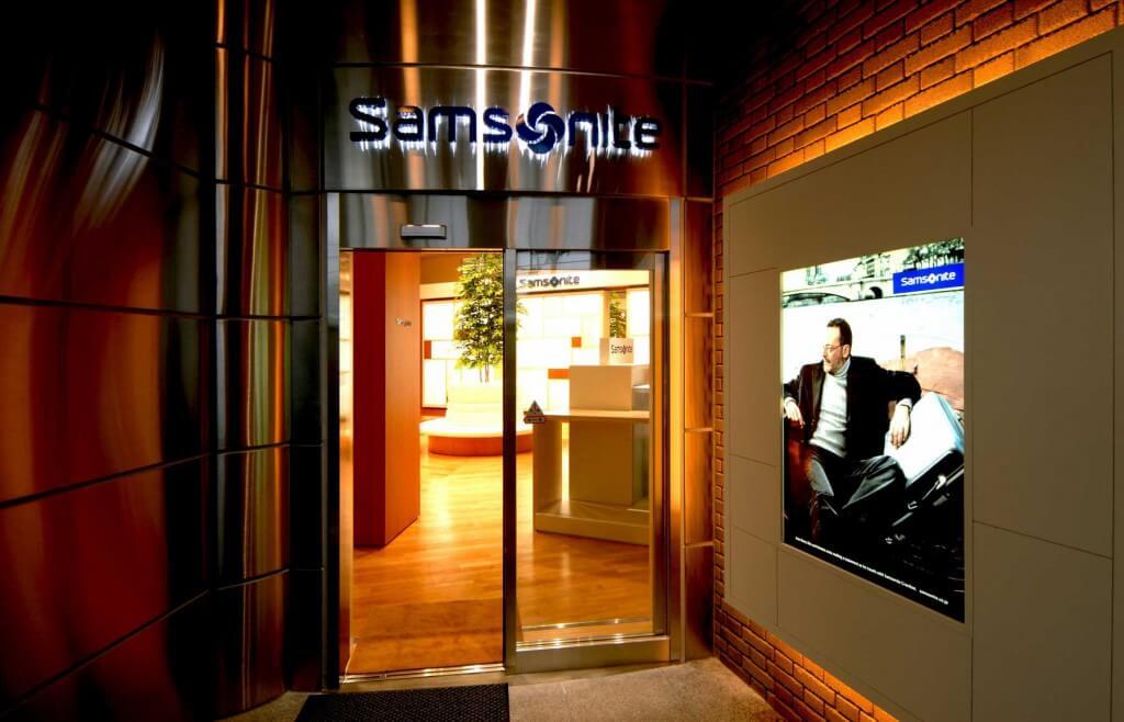 Samsonite 金沢店 / Ishikawa