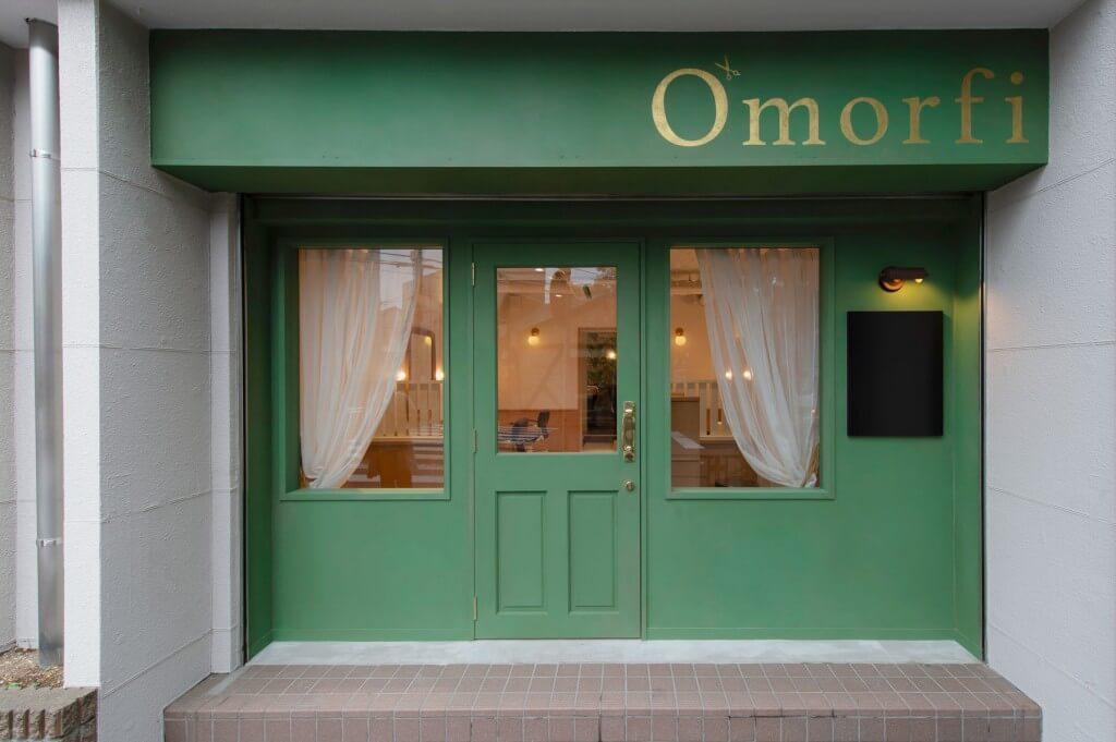 Omorfi ひばりヶ丘店 / Tokyo
