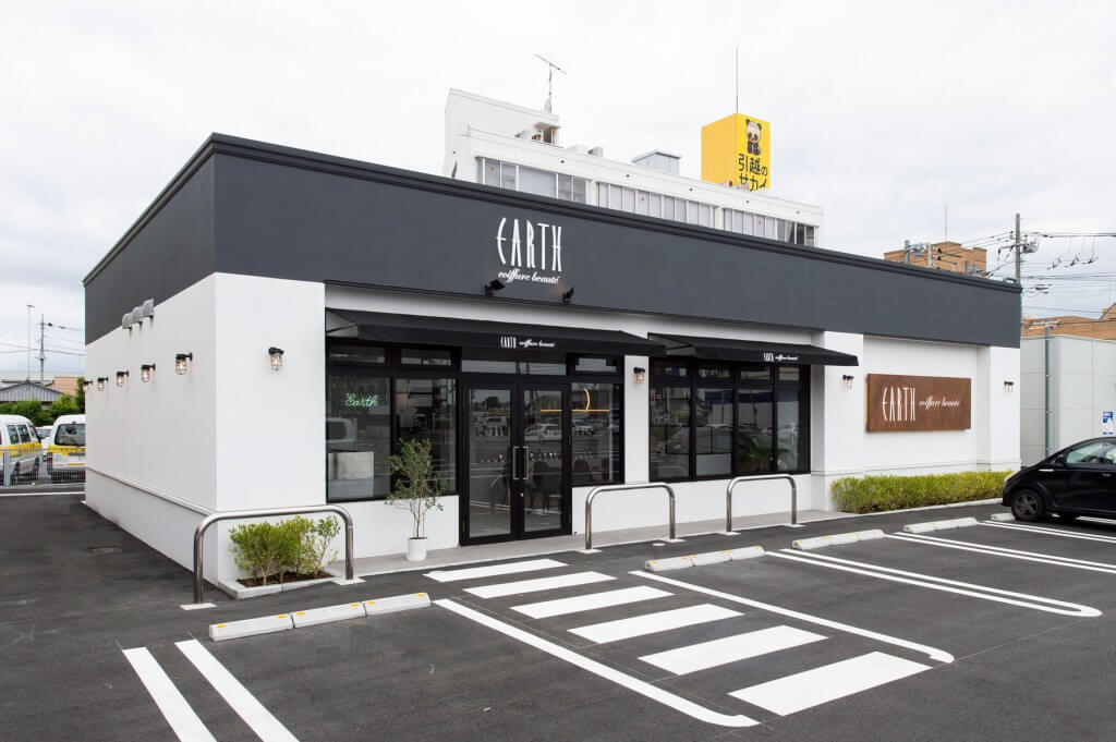 EARTH coiffure beaute 太田店 / Gunma