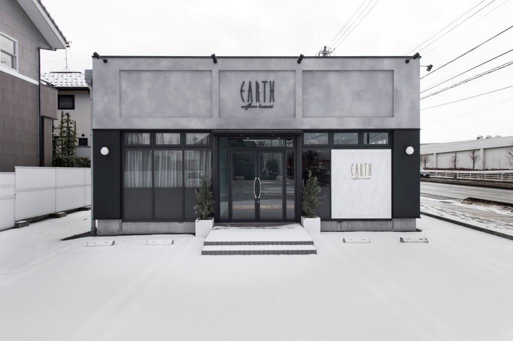 EARTH coiffure beaute 佐久平店 / Nagano