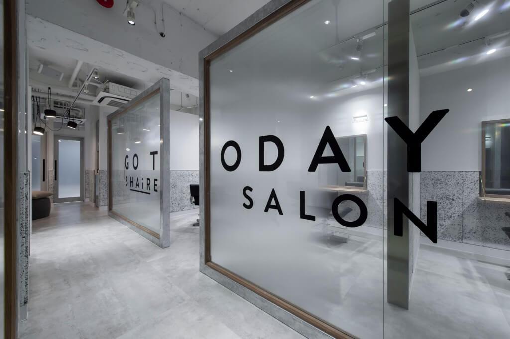 GO TODAY SHAiR SALON 銀座店 / Tokyo