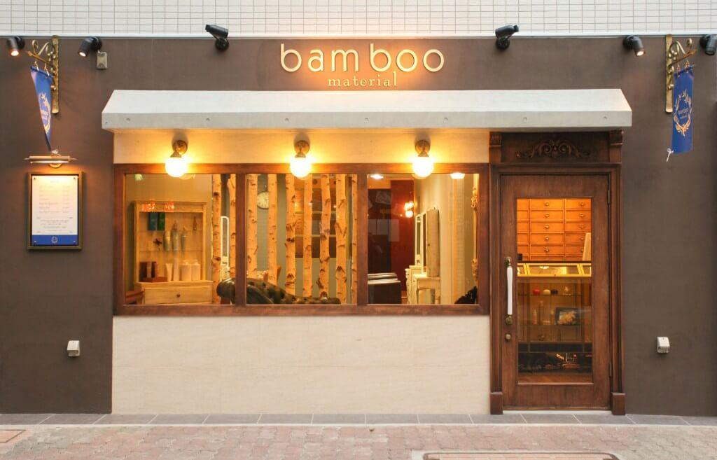bamboo material / Tokyo