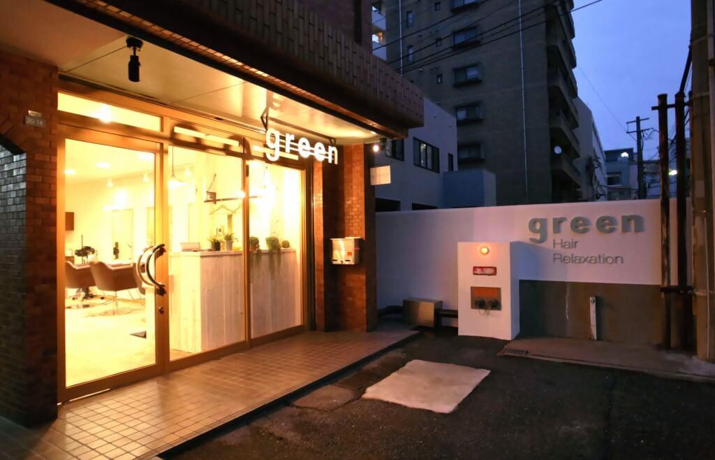 green / Fukuoka