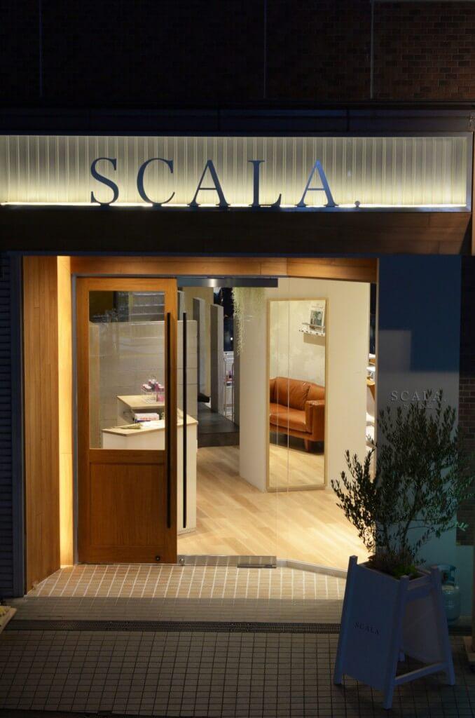 SCALA. / Osaka
