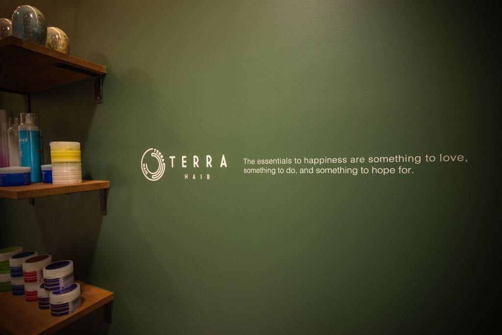 TERRA HAIR / Fukuoka