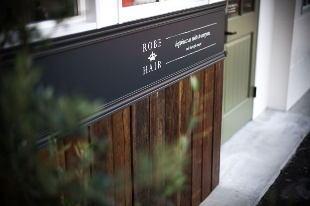 ROBE HAIR 多々良店 / Fukuoka
