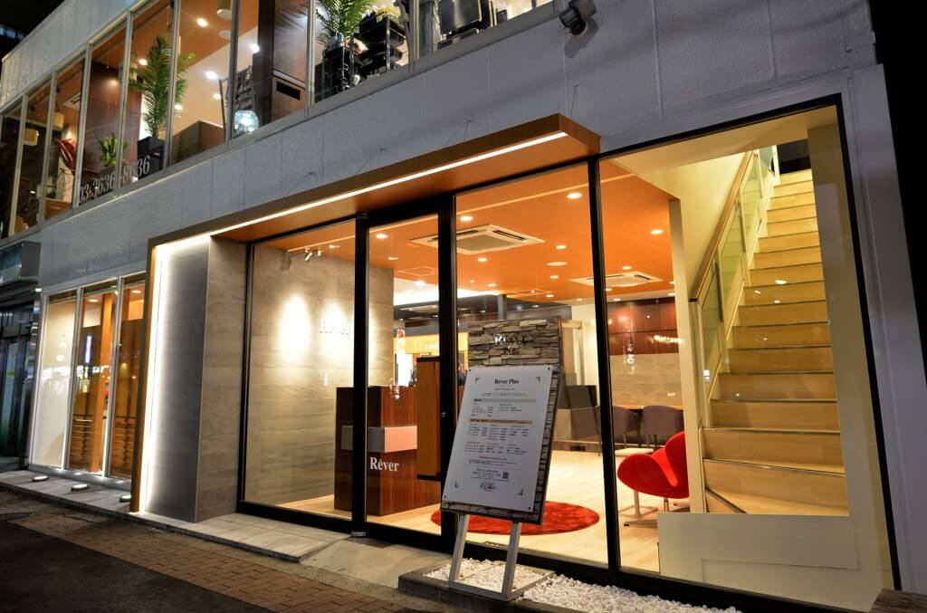 Rever 西大島店 / Tokyo