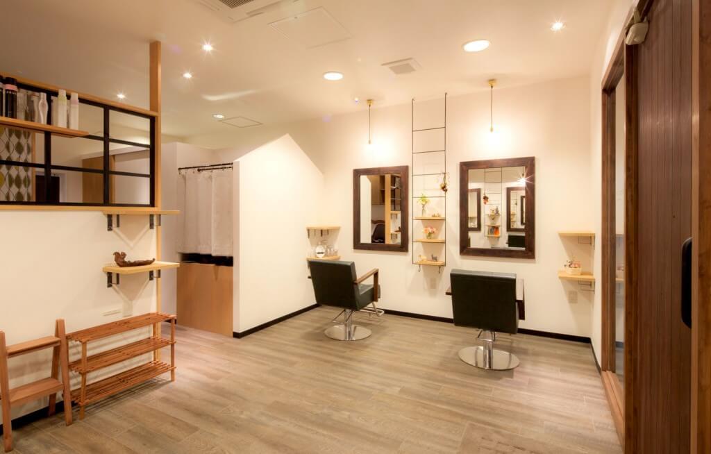 Cachette hair / Nara