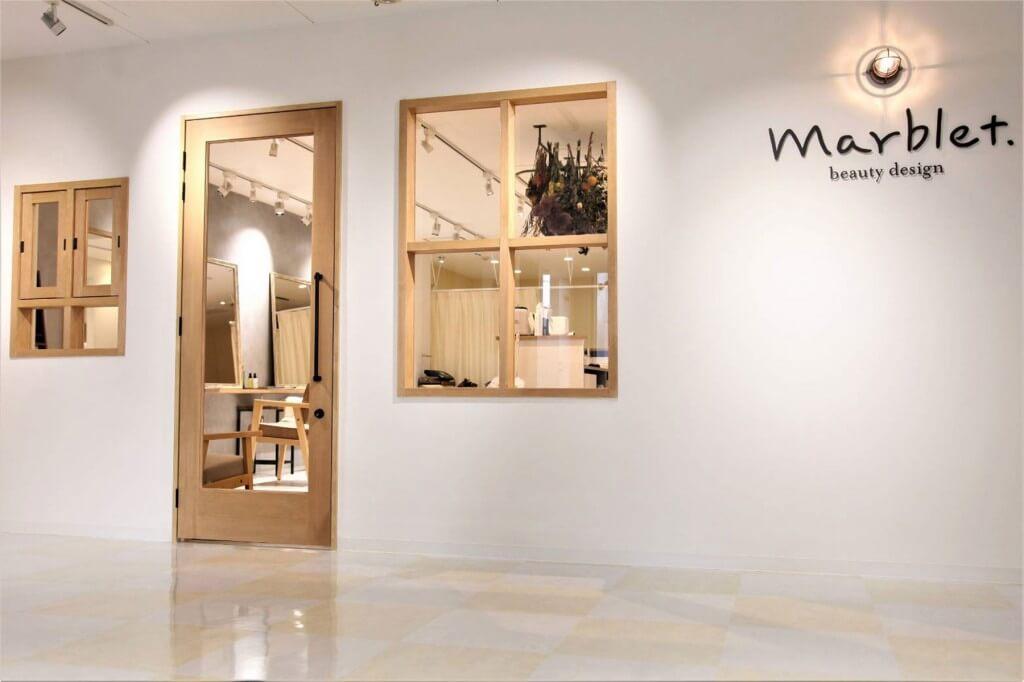 marblet. / Osaka