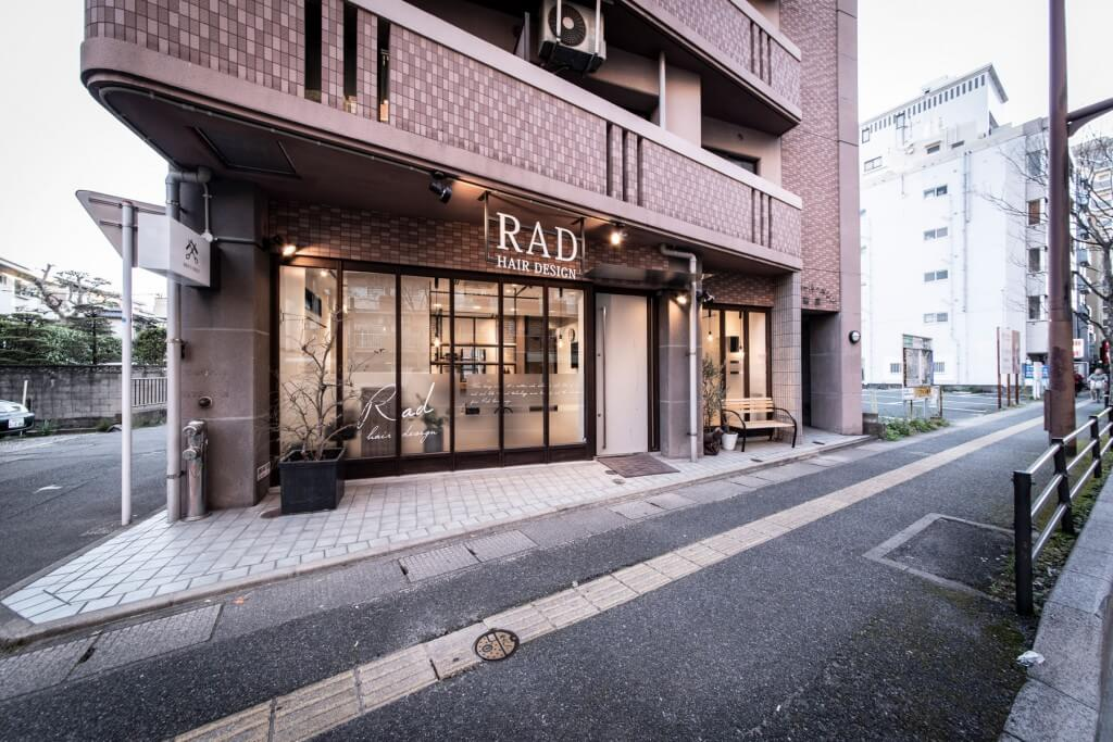 RAD HAIR DESIGN / Fukuoka