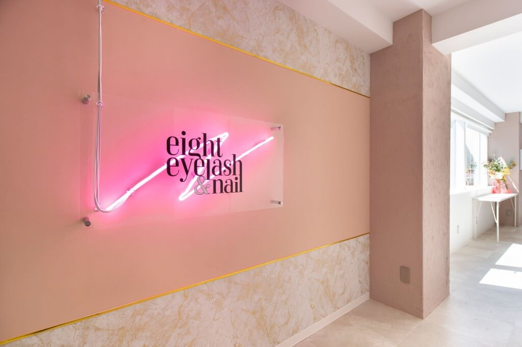 eight eyelash&nail 渋谷本店 / Tokyo