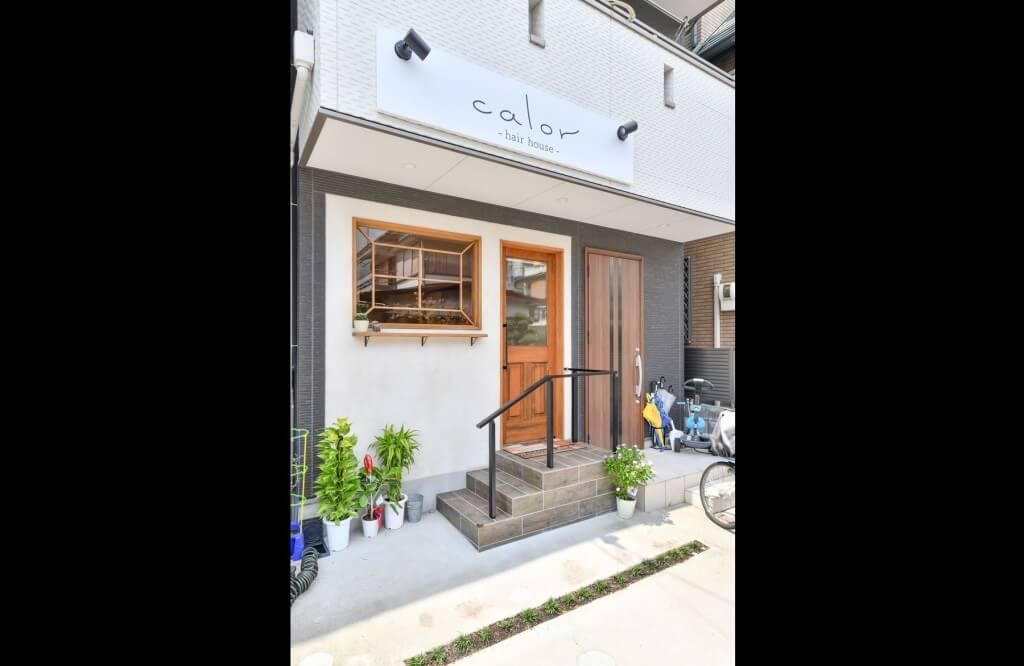 calor -hair house- / Osaka
