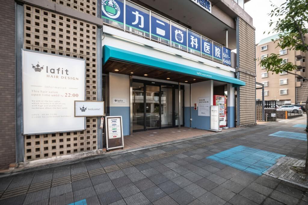 lafit 下大利店 / Fukuoka