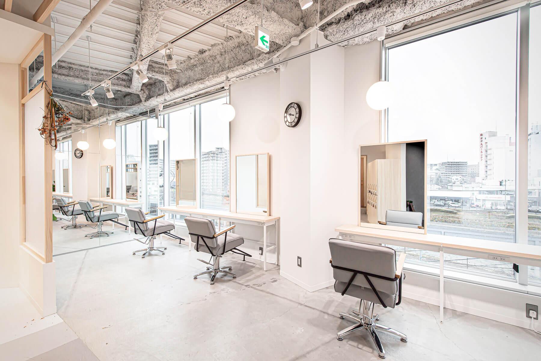 hair salon blanco / Iwate