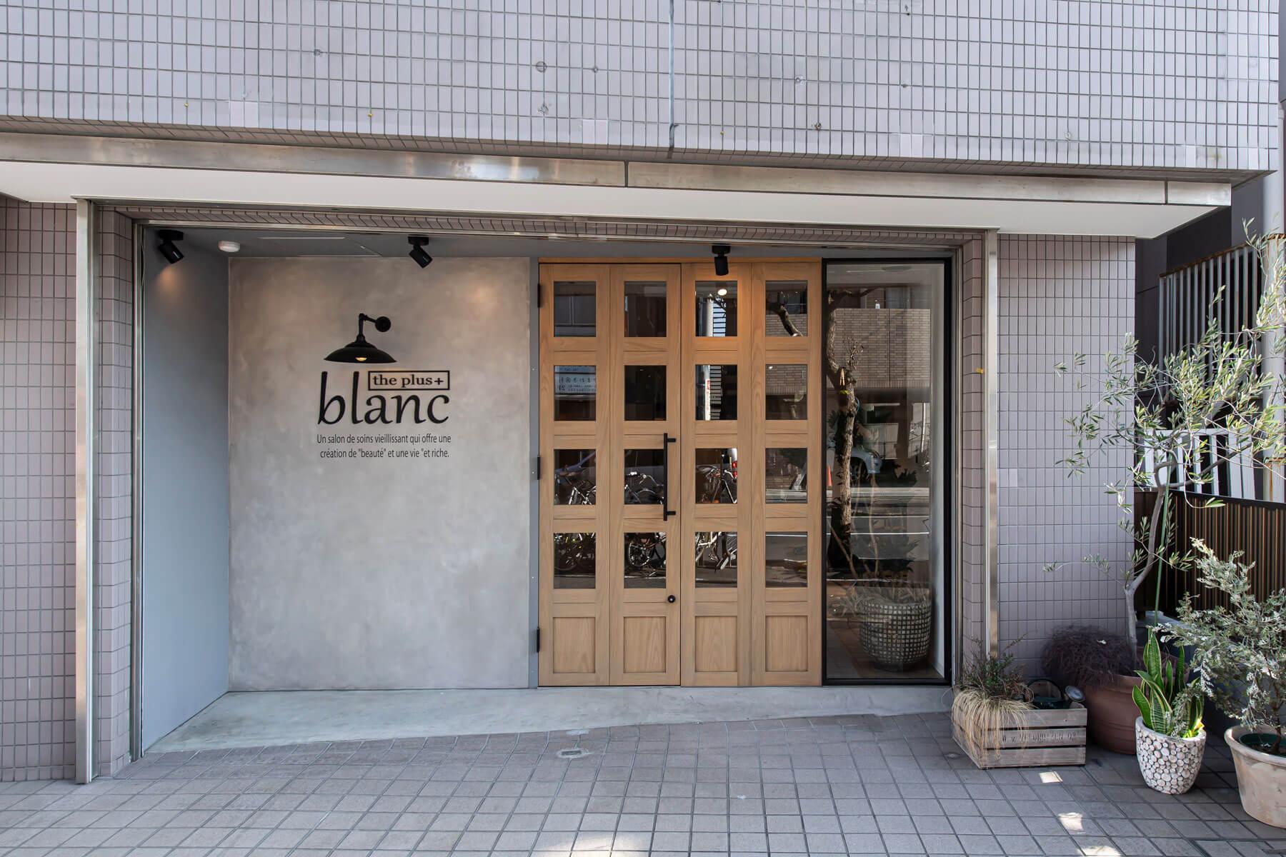 blanc the plus/Chiba