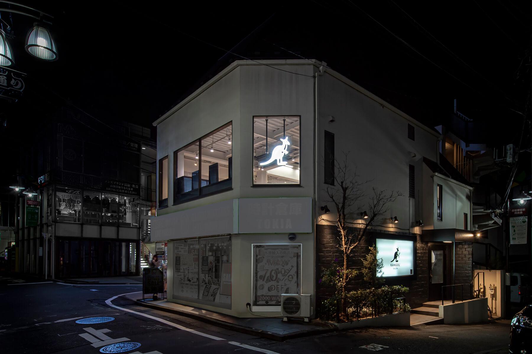 KANGOL SALON/Tokyo