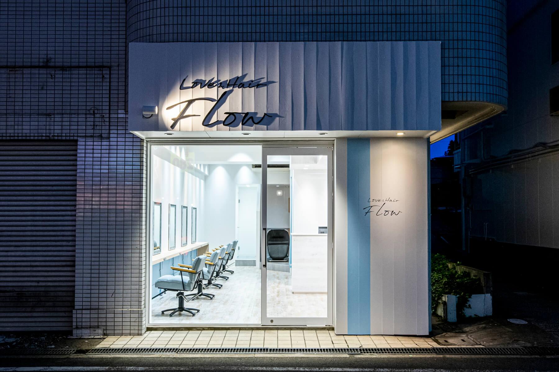 Love&Hair Flow/Osaka