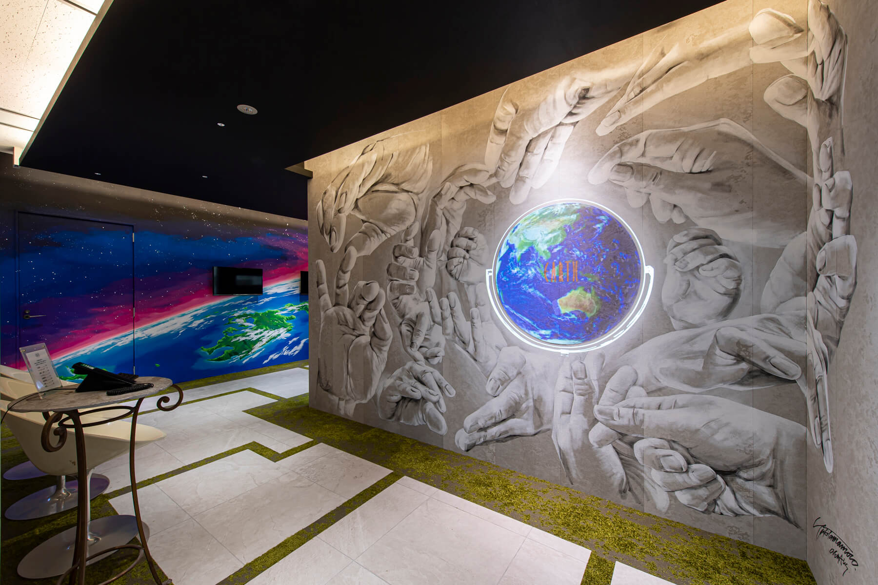 EARTH本社/Tokyo