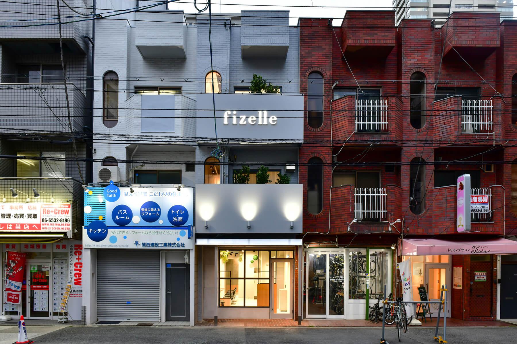 fizelle 南堀江店/Osaka