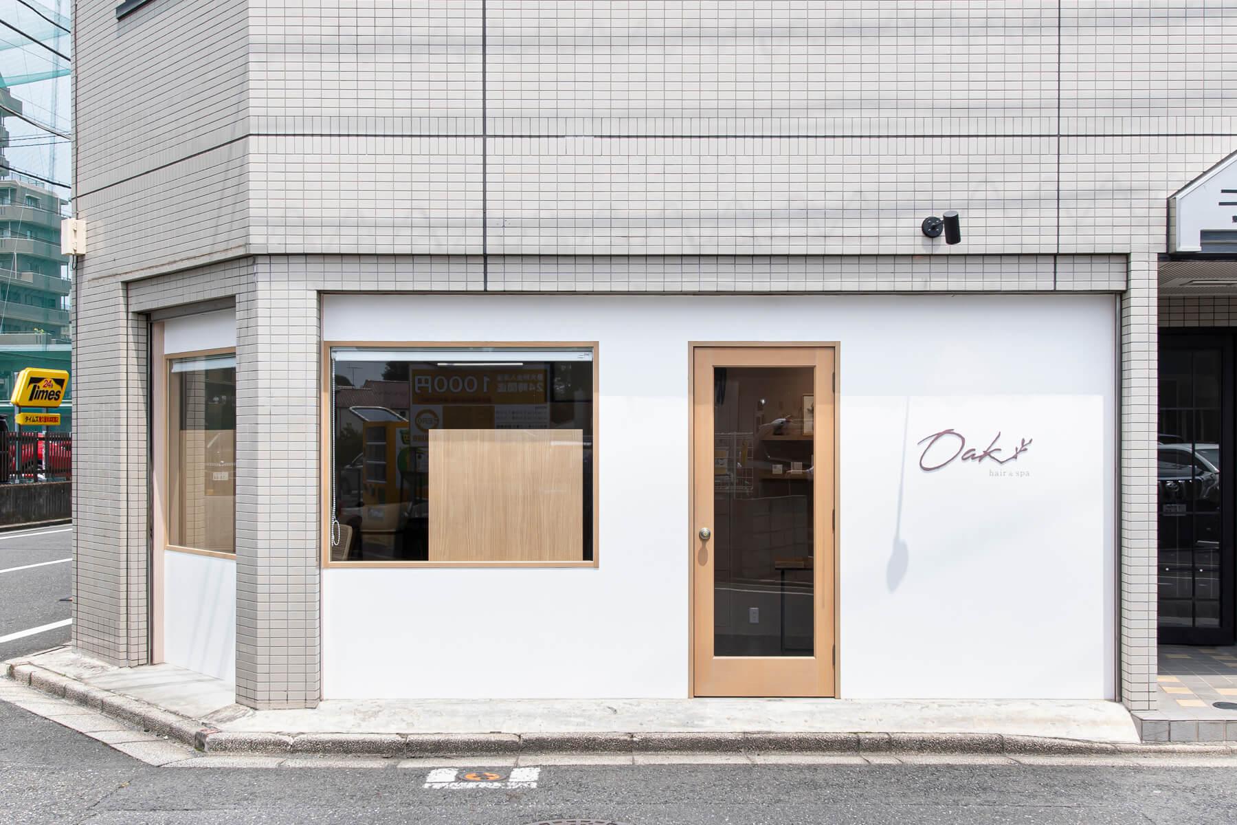 Oak hair&spa/Tokyo