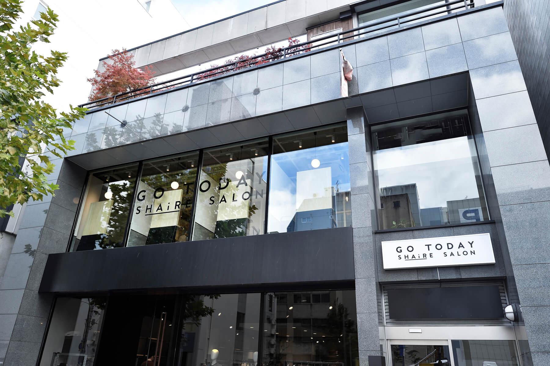 GO TODAY SHAiRE SALON 札幌店/Hokkaido