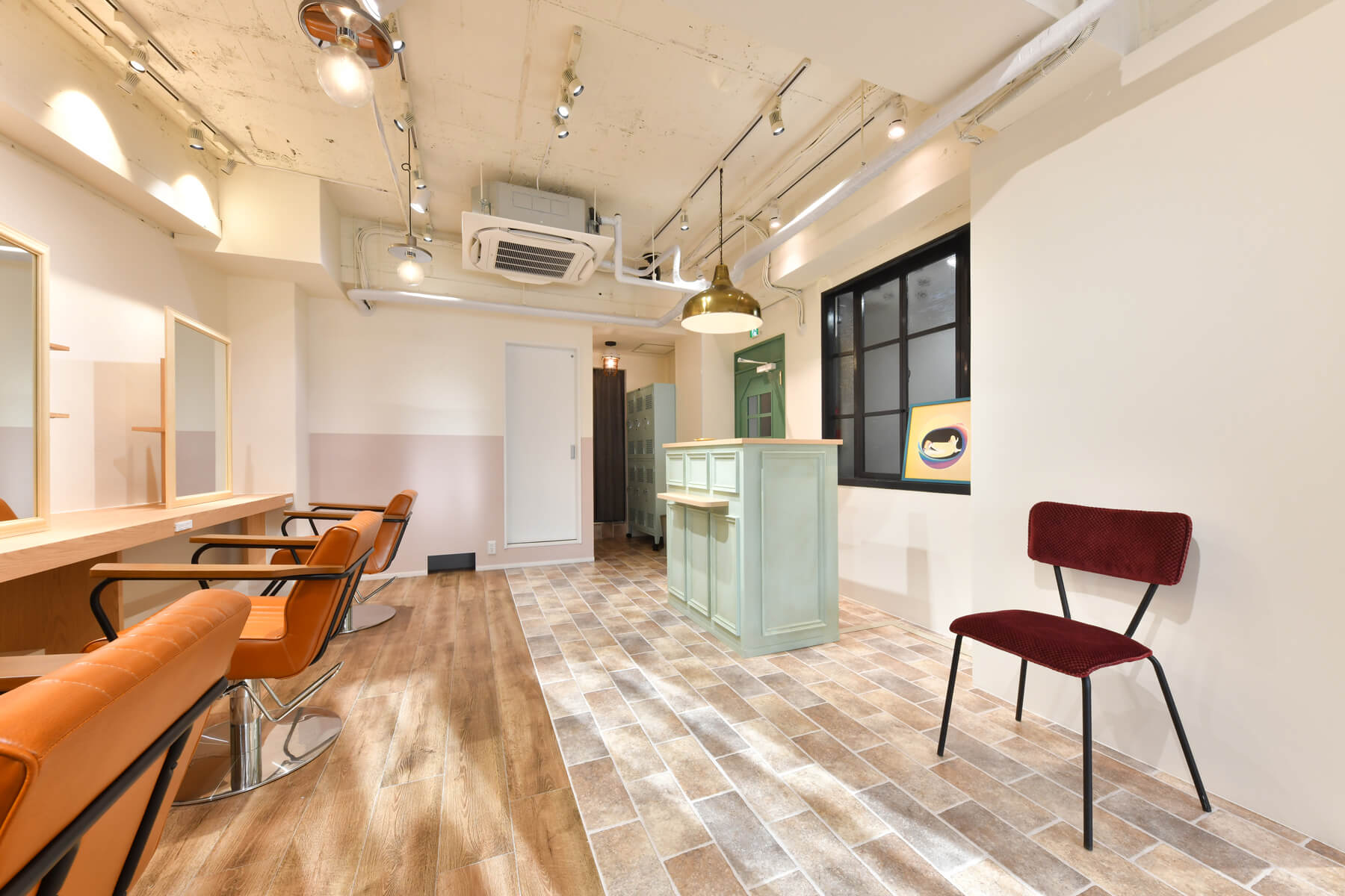octo hair studio/Osaka
