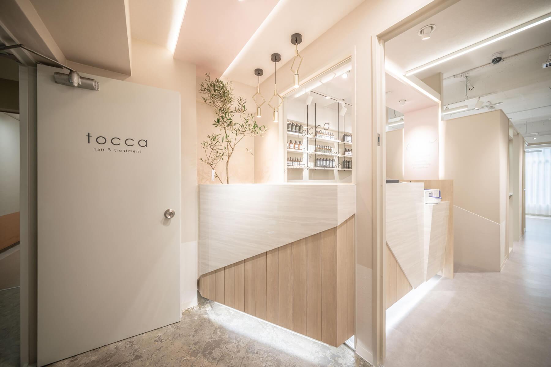 tocca hair&treatment 天神店/Fukuoka